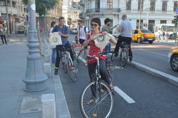 Bike2Work pedaland la munca