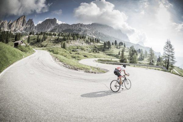 Traseu pentru bicicleta cursiera