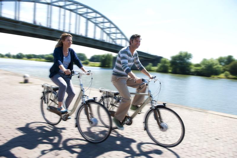 Gazelle-Innergy-bicicleta-electrica