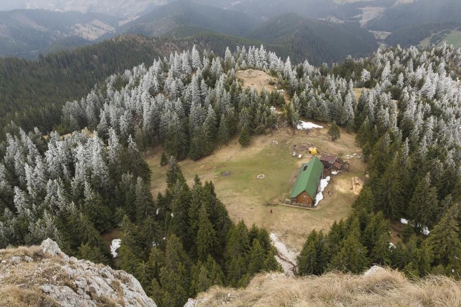Trasee montane Carpatii Orientali Hasmas