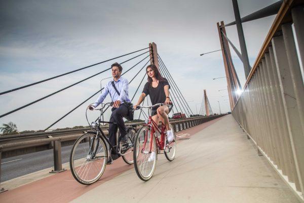 Plimbare in oras - bicicleta de oras Romet