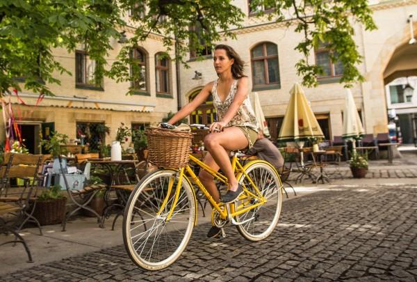 Romet - bicicleta de oras