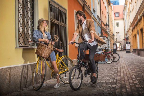Biciclete de oras Romet