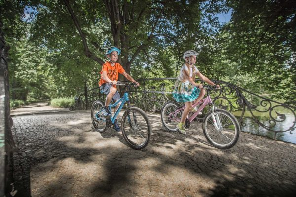 Bicicleta de copii Romet