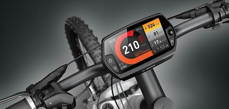 Dispozitiv conectare e-bike si smartphone
