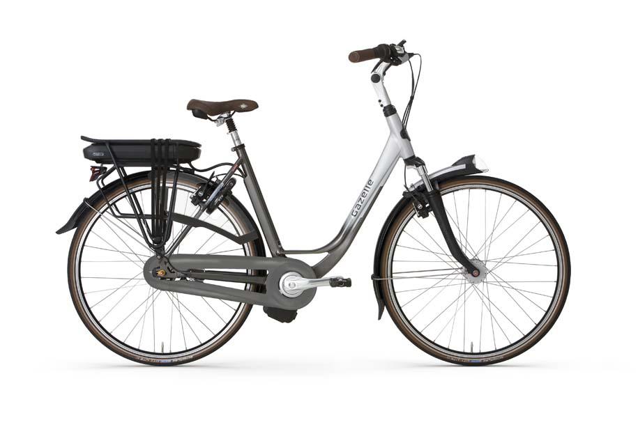 Gazelle Orange C8 - bicicleta electrica