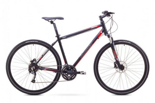 Bicicleta de trekking sport Romet Orkan-3m