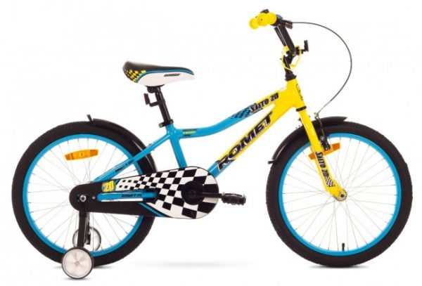 Bicicleta de copii - Romet Salto-20