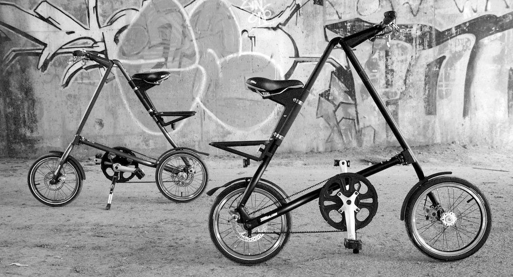 Strida LT, distribuita de magazinul Biciclop