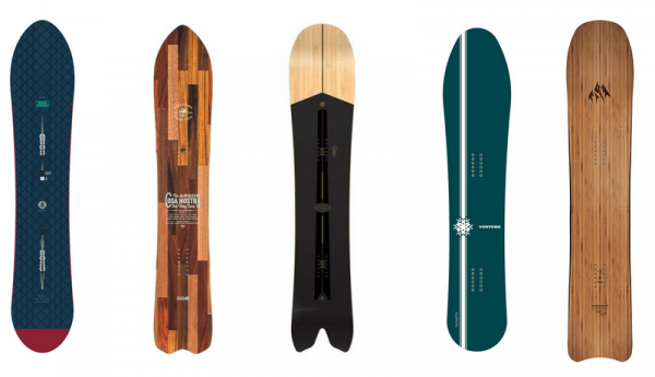 placi snowboard unidirectionale