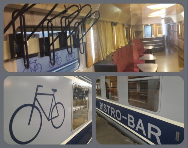 vagon biciclete