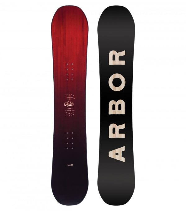 Cadou placa snowboard Arbor Foundation