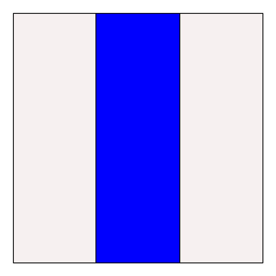 Marcaj turistic montan banda albastra