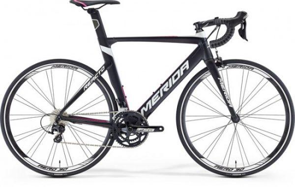 Bicicleta de sosea, cursiera aero - Merida Reacto-400
