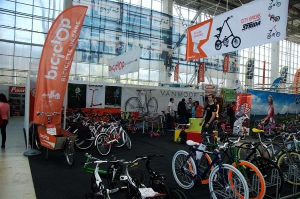 Biciclop la Expobike