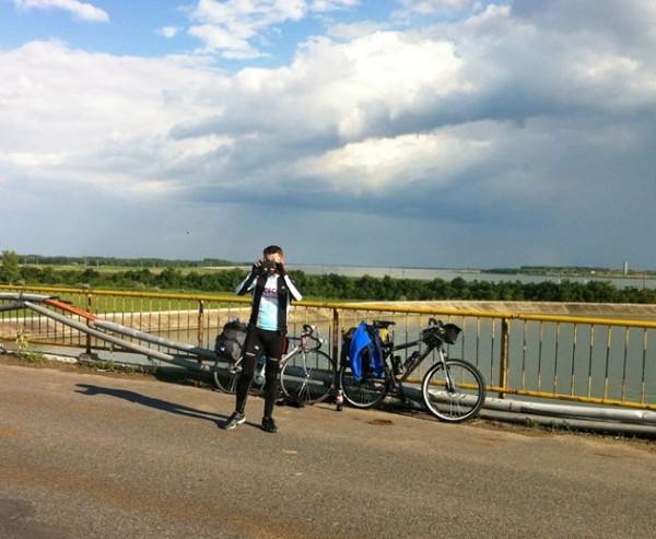 Aventura cu bicicleta
