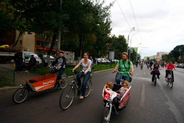 Bicicleta Gazelle familie