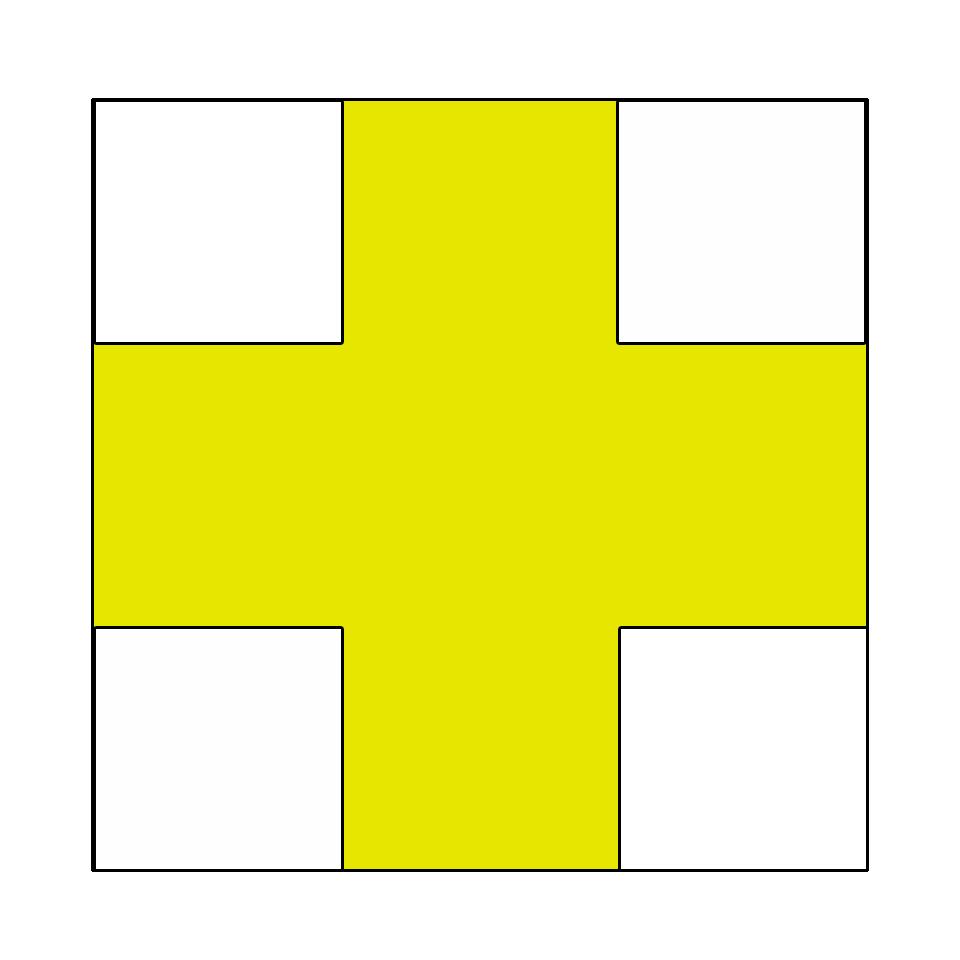 Marcaj turistic montan cruce galbena