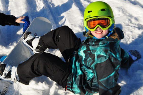 placa snowboard copii