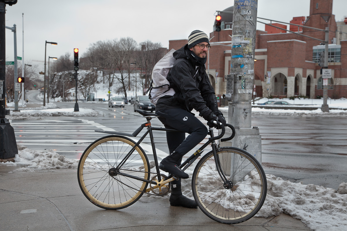 ciclism iarna