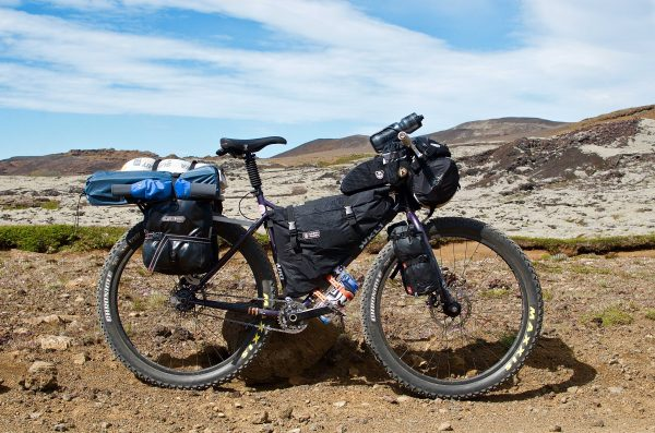 Bicicleta touring si adventure