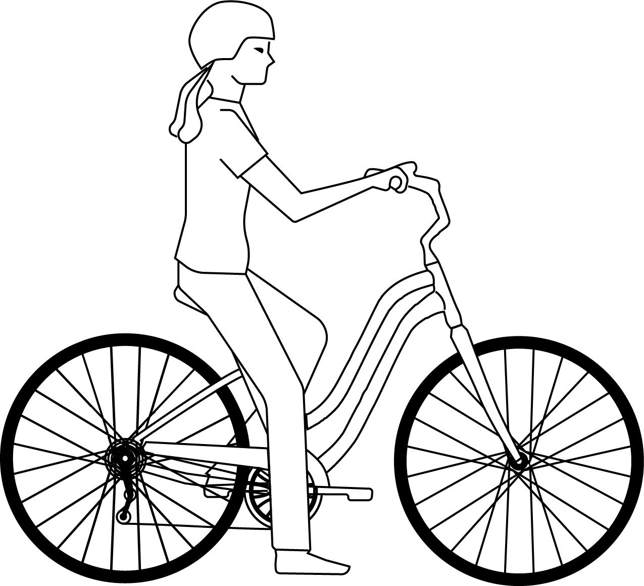 reparația genunchiului după o bicicletă