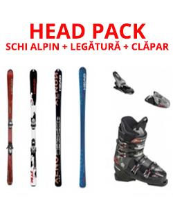 Pachet schi alpin Head