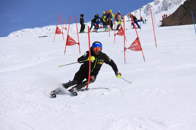 Stiluri de schi - Slalom special