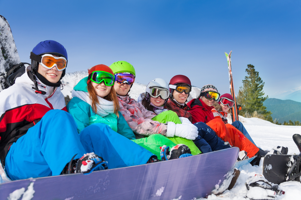 Ochelari de schi si snowboard
