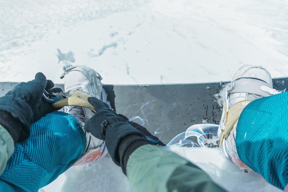 Clapari si boots de snowboard