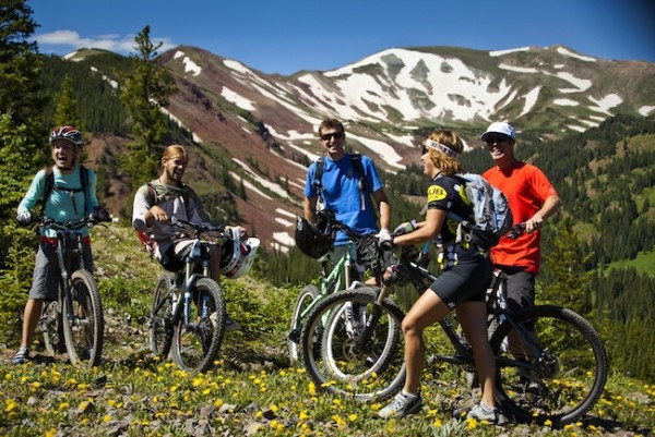 Mountain-bike pentru vacanta