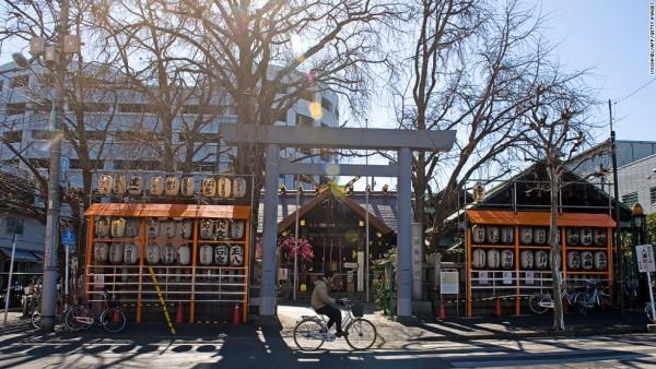Tokyo pe bicicleta