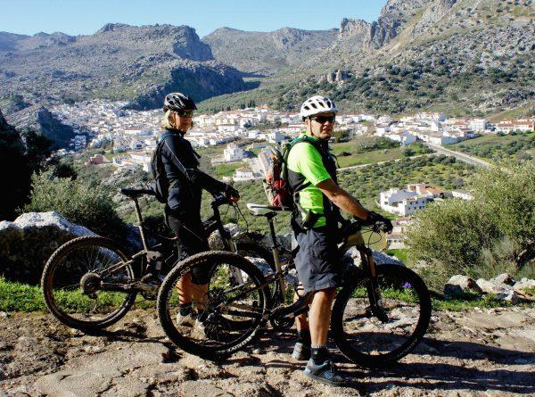 Trasee cu bicicleta la munte