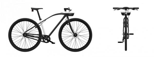 Noua bicicleta electrica Vanmoof